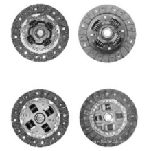 31250-12081 Clutch Disc For Toyota 3A.3T